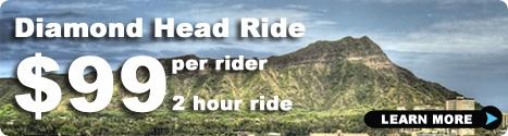 Diamond Head Ride